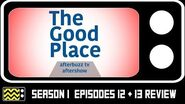 The Good Place Season 1 Episodes 12 & 13 Review & After Show AfterBuzz TV