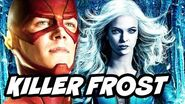 The Flash Season 3 Killer Frost Episode Breakdown