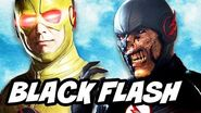 Reverse Flash vs Black Flash Scene Explained - Legends Of Tomorrow Season 2 Episode 10 TOP 10