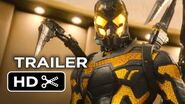 Ant-Man TRAILER 1 (2015) - Paul Rudd Movie HD