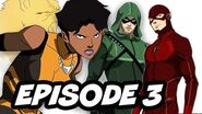 Vixen Episode 3 - Meet The Flash and Arrow