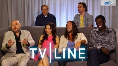 """Black Sails"" Cast Interview - Comic-Con 2013 - TVLine"