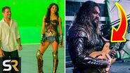 Justice League 5 Behind The Scenes Moments You Won't Believe