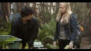 """The 100 After Show Season 1 Episode 8 """"Day Trip"""" AfterBuzz TV"""