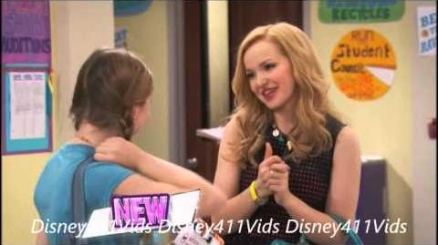 """Liv and Maddie"" promo ""Steal-A-Rooney"""