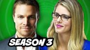Arrow Season 3 Episode 1 Breakdown