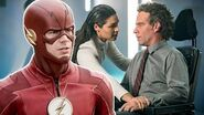 The Origins of The Thinker! Eobard Thawne Returns?! - The Flash 4x07 Review!