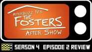 The Fosters Season 4 Episode 2 Review W Louis Hunter AfterBuzz TV