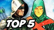 Arrow Season 4 Episode 2 - TOP 5 WTF and Easter Eggs