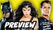 Batman v Superman Preview Breakdown
