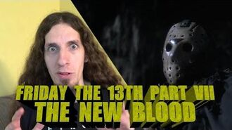 Friday the 13th Part VII The New Blood Review