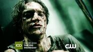 """The 100 After Show Season 1 Episode 10 """"I Am Become Death"""" AfterBuzz TV"""