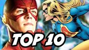 The Flash Season 3 Episode 3 TOP 10 WTF and Easter Eggs