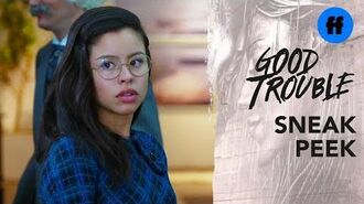Good Trouble Season 1, Episode 6 Sneak Peek Raj Apologizes to Mariana Freeform