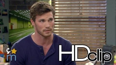 """Baby Daddy"" 2x02 Clip ""Over Riley?"" - Derek Theler, Melissa Peterman"