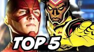The Flash Season 2 Episode 4 - TOP 5 WTF and Easter Eggs