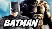 Justice League Batman New Batsuit and Trailer Details