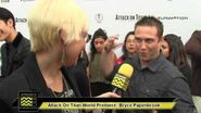 Bryce Papenbrook @ The Attack On Titan Part 1 Premeire