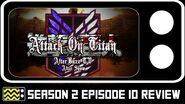 Attack on Titan Season 2 Episode 10 Review & AfterShow AfterBuzz TV