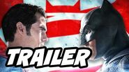 Batman v Superman Ultimate Cut Trailer Breakdown