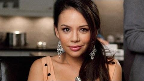 """A"" Exposed! Janel Parrish is PRETTY LITTLE LIARS Villain!"