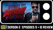 Daredevil Season 2 Episodes 9 & 10 Review & AfterShow AfterBuzz TV