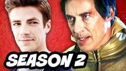 The Flash Season 2 Trailer and Predictions