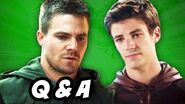 Arrow Season 3 and The Flash Episode 2 Q&A