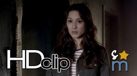 """Pretty Little Liars"" 4x01 Clip 2 - Keegan Allen, Troian Bellisario ""We Shouldn't Be In Here"""