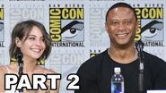 Arrow Panel Comic Con 2017 Part 2