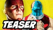 The Flash Season 2 Teaser Breakdown - Atom Smasher