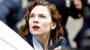 Agent Carter - Peggy and Jarvis Tease Season 2 -Comic Con 2015