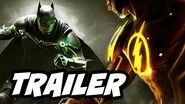 Injustice 2 Trailer Breakdown - The Flash vs Superman