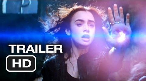 The Mortal Instruments City of Bones Official Trailer 2 (2013) - Lily Collins Movie HD