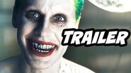 Suicide Squad Comic Con Trailer Breakdown - Meet The Joker