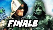 Arrow Season 5 Episode 9 Oliver vs Prometheus TOP 10 and Easter Eggs