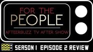 For The People Season 1 Episode 2 Review with Regé-Jean Page AfterBuzz TV
