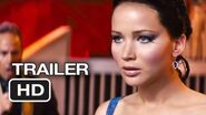 The Hunger Games Catching Fire Official Theatrical Trailer (2013) HD