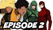 Vixen Episode 2 - Origin of The Tantu Totem Explained
