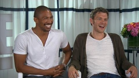 """The Originals"" Hotties Put on the Charm"