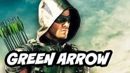 Arrow Season 4 Comic Con Trailer Breakdown - Green Arrow