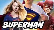 Supergirl Season 2 Superman The Flash Arrow Crossover Explained