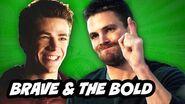 Arrow Season 3 Episode 8 - TOP 10 Brave and The Bold Moments