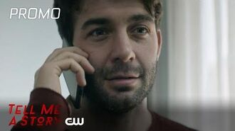 Tell Me A Story Season 1 Episode 9 Chapter 9 Deception Promo The CW