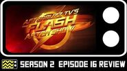The Flash Season 2 Episode 16 Review & AfterShow AfterBuzz TV