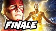 The Flash Season 2 Future Villains and Series Finale Theory
