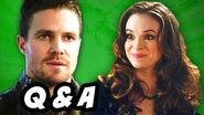 Arrow Season 3 and The Flash Episode 12 Q&A