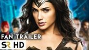 New Justice League Fan Trailer - Most Powerful DC Superheroes!