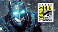 Batman v Superman and Suicide Squad Comic Con 2015 Panel