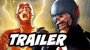 The Flash 3x16 Promo - Black Flash Speed Force Therapy Explained
